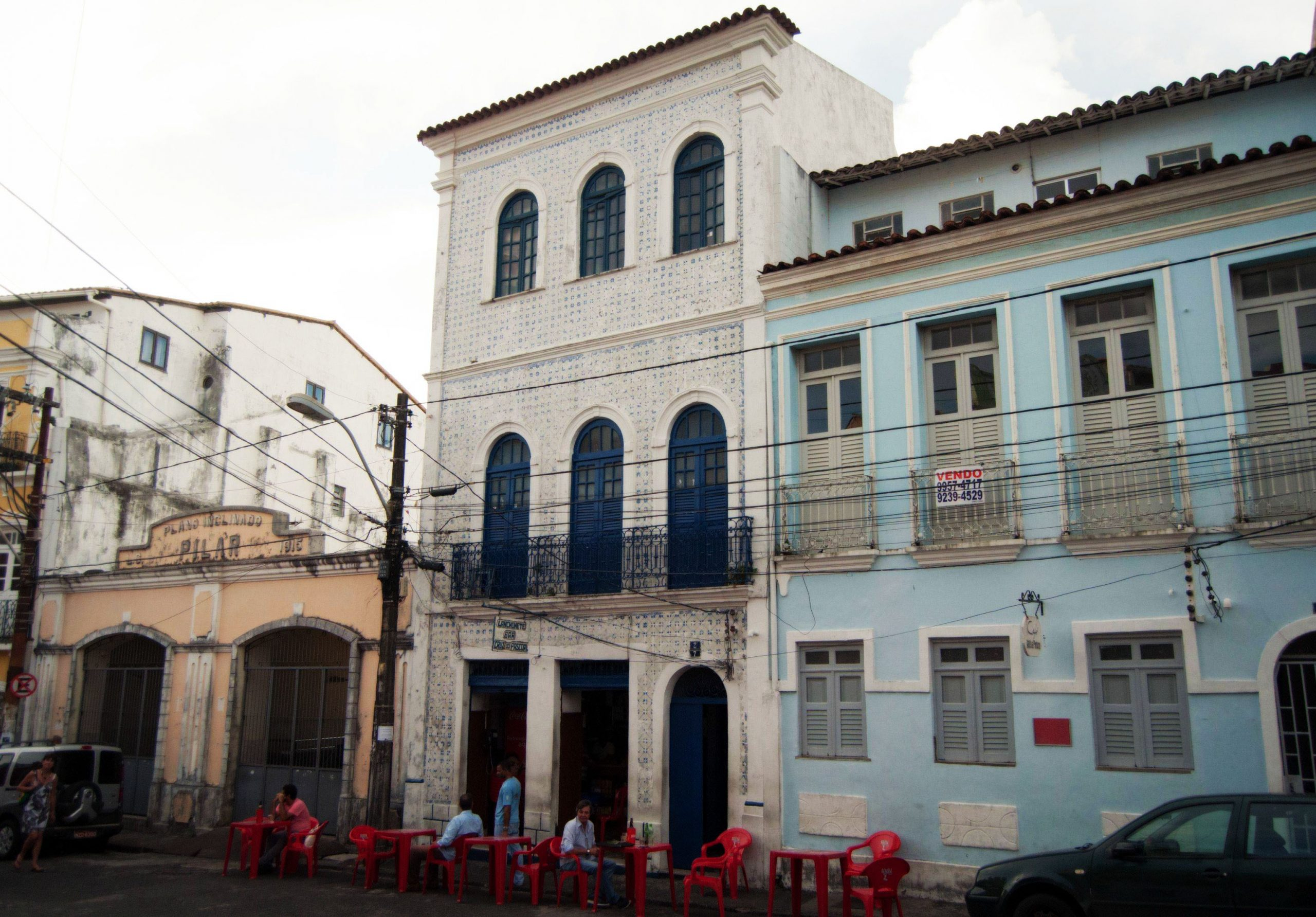 fachada bar cruz do pascoal
